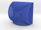 Magnet3 in Blue Strong & Flexible Polished