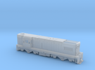 1:87 NZR DB Class in Frosted Ultra Detail