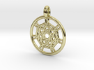 Harpalyke pendant in 18K Gold Plated