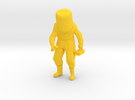 HAZMAT All Hazards-Guy in Yellow Strong & Flexible Polished