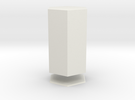 Columna Laterata Exagona Solida in White Strong & Flexible