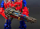 Tri-barrel Blaster for Evasion Optimus in White Strong & Flexible