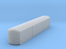 #87-1301 - Interurban Boxcar  in Frosted Ultra Detail