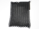 Chainmail  in Black Strong & Flexible