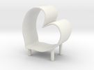 Chair No. 48 in White Strong & Flexible
