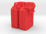 NATO 20L Jerry Can 1/10 Scale X2