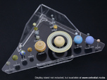 Solar System models - all planets and major moons