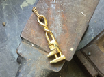 Twist Handle Wrench Pendant