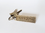 Personalized Keychain - Make it Amazing! -  Custom
