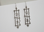 Electrical Circuit Earrings