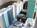 Chicago Set 1 Residential Building 3 x 2