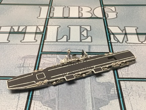 1/1800 HMS Malta CV in White Strong & Flexible