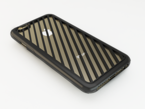 Iphone 6 Case in Black Strong & Flexible