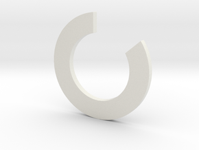 C Layer for Dials (armada) in White Strong & Flexible