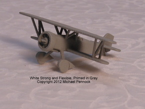IW01A Curtiss Hawk II (1/100) in White Strong & Flexible