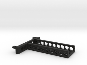 G751 SSD M.2 Bracket With Holes in Black Strong & Flexible
