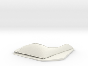 SUTD Library Pavilion  20150724C in White Strong & Flexible