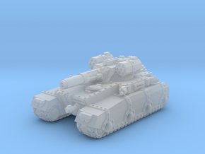 Irontank w. Medium Turret in Frosted Ultra Detail