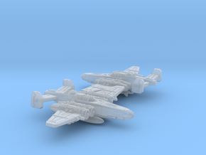 Fighterbomber Squadron in Frosted Ultra Detail