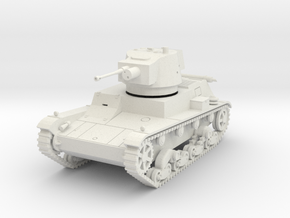 PV72A 7TP Light Tank (28mm) in White Strong & Flexible