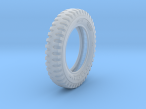 1-24 Tire 600x16 in Frosted Ultra Detail
