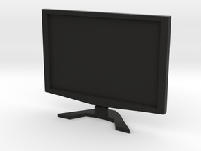 """Acer 22"""" LCD - 1:12 scale in Black Strong & Flexible"""