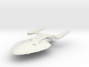 Wilson Class Destroyer in White Strong & Flexible