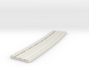 P-9-165stw-long-y-curved-inside-1a in White Strong & Flexible