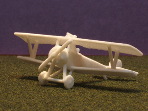 1/144 Nieuport 11 in White Strong & Flexible