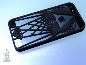 Wings iphone 5 Case  in White Strong & Flexible