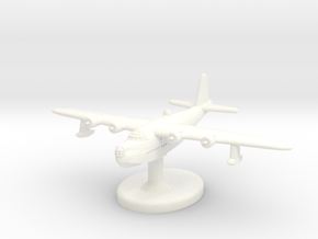 S.25 Short Sunderland (1/600 Scale) Qty.1 in White Strong & Flexible Polished