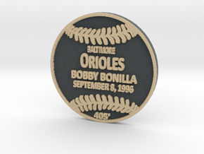 Bobby Bonilla in Full Color Sandstone