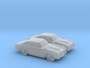 1/160 2X Aston Martin DB5 in Frosted Ultra Detail