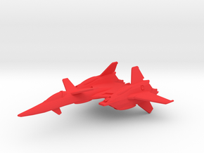 VF-4 Lightning III 1/200 in Red Strong & Flexible Polished