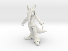 Prototype Kevin Na figure in White Strong & Flexible