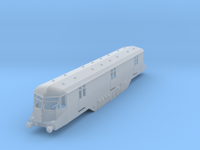 GWR Railcar Postvan - N - 1:148 in Frosted Ultra Detail