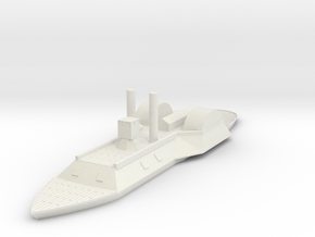 1/600 Eastport with Decking in White Strong & Flexible