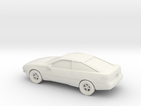 1/87 1988-92 Ford Probe in White Strong & Flexible