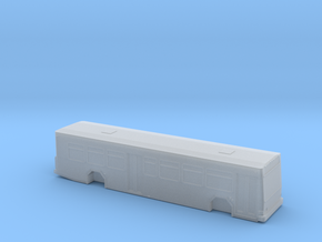 n scale gillig low floor advantage bus (new) in Frosted Ultra Detail