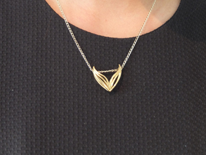Lonely Wings W01 in 18k Gold Plated