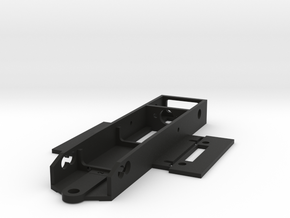 NWP2L Chassis for WP CanAm wb 94 and 100mm in Black Strong & Flexible