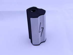 GALA Mod Front / Rear(Battery) Cover in Black Strong & Flexible
