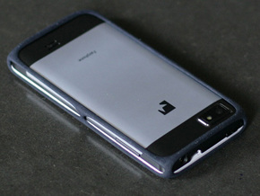 Fairphone Bumper in Black  in Black Strong & Flexible