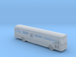 GM FishBowl Bus Open Windows - Nscale in Frosted Ultra Detail