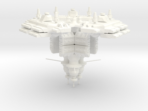 Outpost in White Strong & Flexible Polished