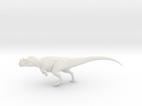 Ceratosaurus  in White Strong & Flexible