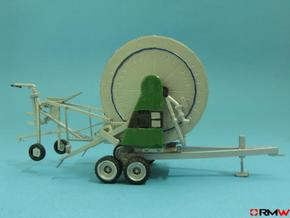 HO/1:87 Hose reel irrigation system kit in Frosted Ultra Detail