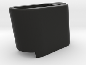 Base Plate Extension Sleeve Large in Black Strong & Flexible