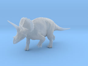 Triceratops horridus male - 1/40 in Frosted Ultra Detail