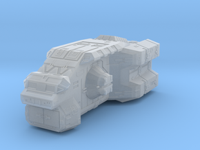 """Turanic Raider """"Thief"""" Corvette in Frosted Ultra Detail"""